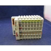 Beckhoff DeviceNet Coupler BK5200 w/ KL1002/ KL9010
