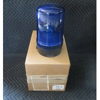 Allen Bradley 855BL-N10FH6 Flashing Beacon Blue new