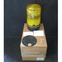 Allen Bradley 855BL-S24FH8 Flashing Surface Mount Yellow new