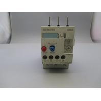 Siemens 3RU1126-4AB0 Overload Relay