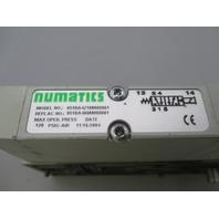 Numatics 051BA4Z1MN00061 051BA400M000061