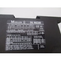 Moeller DIL M50 / DILM95-XSPV240 Contactor