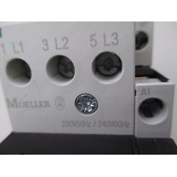 Moeller DILM32-01/ DILA-XHI20/ DILM32-XSPV240 Contactor