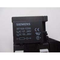 Siemens 3RT1526-1A..0  Contactor