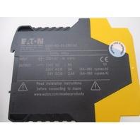 Eaton ESR5-NO-31-230VAC 119380  Safety Relay new