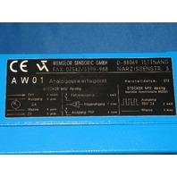 Wenglor Analogue Evaluation Unit AW 01 AW01 (No Key)