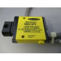Banner  SM312FP Photoelectric Sensor