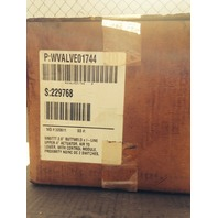 """Waukesha Cherry Burrell WVALVE01744 W65TTT 2.0""""  Sanitary Valve new"""