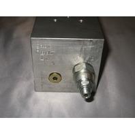 Sun Hydraulic block manifold