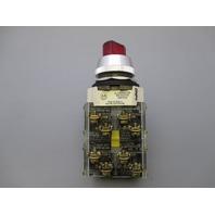 Allen-Bradley 800T-16HX2KB6 Illuminated Selector Switch