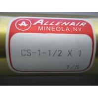 Allenair CS-1-1/2 X 1