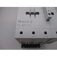 Moeller DIL MP125 Contactor