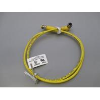 Lumberg RST3URKWT 3U-664/3P Cordset Cable