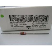 Vishay Dale RL20S751GB14 Resistor qty 90 new