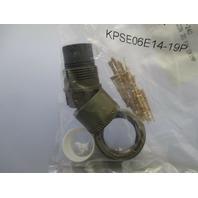 ITT-Cannon Amp  KPSE06E14-19P M39029/31-240