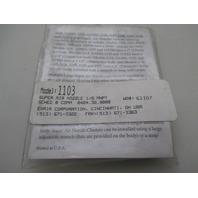 """Exair 1103 1/8"""" MNPT Air Nozzle"""
