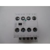 Moeller DILMP20/ DILA-XHI13 Contactor