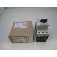 Siemens 3RV1021-1GA10 Circuit Breaker   new