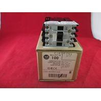 Allen-Bradley Contactor 100-A09NZ243 new