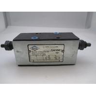 Racine FF1 SHMH 01H 21 84  Hydraulic  Valve
