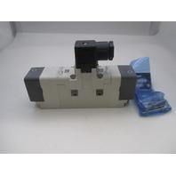 SMC VQ7-6-FJG-D Solenoid Valve
