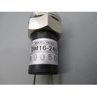 Maruyasu DM16-24V B90508 New