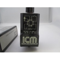 ICM BDR115A21X60 Timing Relay  new