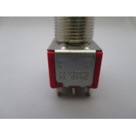 C & K 7401 TZQE Toggle Switch