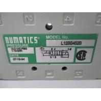 Numatics L12BB452B Solenoid Valve