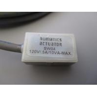 Numatics SW04 Reed Switch