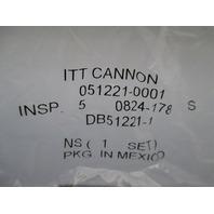 ITT Cannon 051221-0001 of of 66