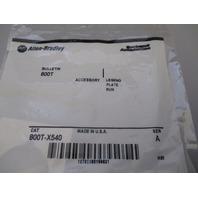 Allen Bradley 800T-X540 Legend Plate qty 5