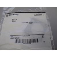 Allen Bradley 800H-W500 qty 3