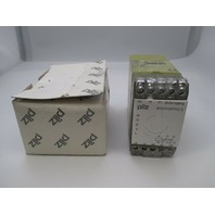 Pilz P1I-1NB/110VWS/2U 478054 Safety Relay new