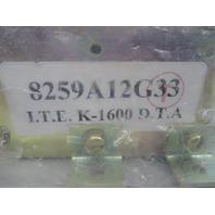 I.T.E. K-1600 D.T.A 8259A12G33