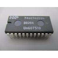 NXP Nexperia 74HCT4059N