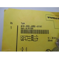 Turck BI10-M30-AP6X-H1141 4617500 Sensor
