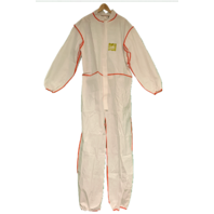 Ansell Alphatech Microchem M2300 WR23-B-30-189-08 WY23‑B‑92‑129-08 4XL Suit 10