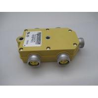 Brad Harrison 409P401 Multi-Port Connector