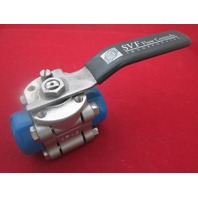 SVF Flow Controls R86666AT Ball Valve