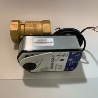 Johnson Controls VG1241FT+948GGA Actuator with Valve new