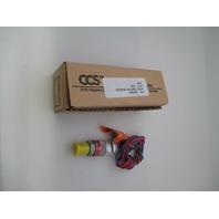 CCS Custom Control Sensors 607GK5 Pressure Sensor new