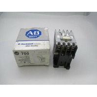 Allen Bradley 700-F400A1 700 F 400 A1 Control Relay New Surplus