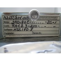 Indramat-Rexroth-AS151-204-000-Module-Card