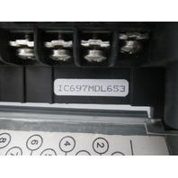 GE FANUC I3C7B IC697MDL653