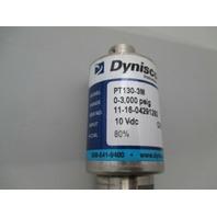 Dynisco PT130-3M Transducer