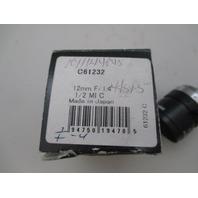 Pentax C61232 12mm F /1.4 1/2 Mi C