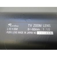 Rainbow L10X6M C PZFI Lens  new