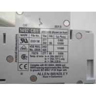 Allen Bradley 1492-CB1 H020 Ser B