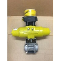 Hytork 185 Actuator with Valve
